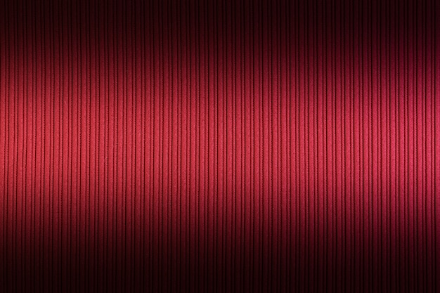 Decoratieve rode achtergrondkleur, gestreepte texturegradient. behang.