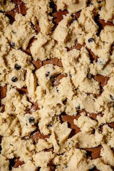 Deeg voor het bakken van brookies
