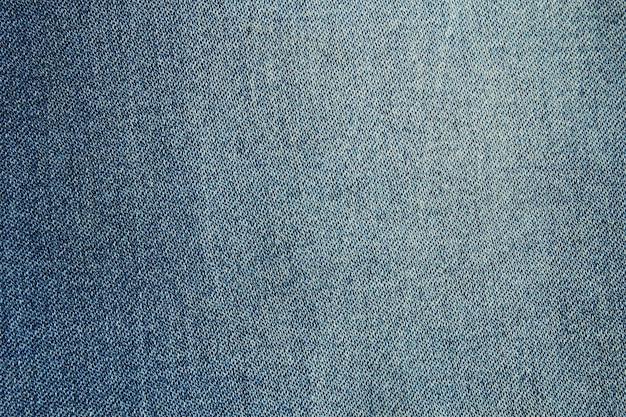 Denim textielachtergrond en textuur