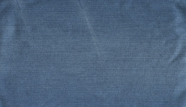 Denim textuur stoffen in blauwe tinten