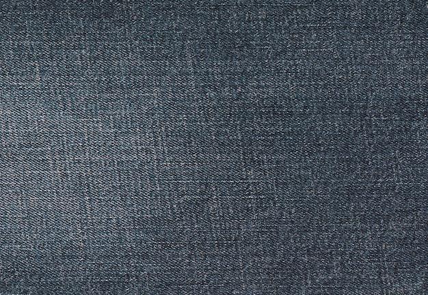 Denimdoek, jeanstextuur, denimstof als achtergrond