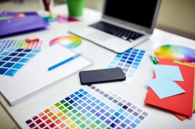Designer benodigdheden