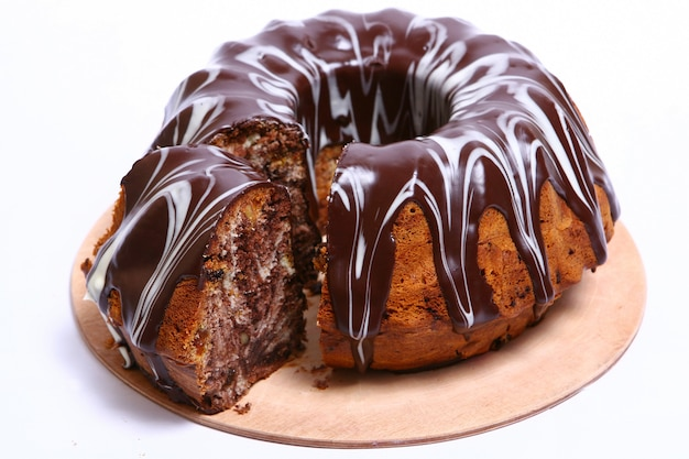Dessertvruchtencake