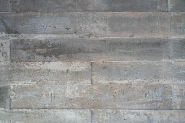 Detail van conctete blokken muur textuur achtergrond