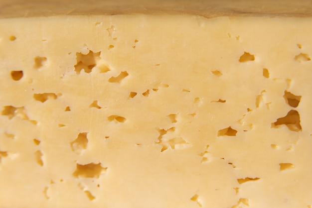 Detail van traditionele braziliaanse kaas