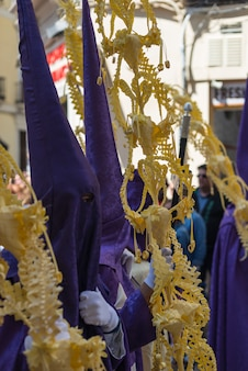Details heilige week in malaga