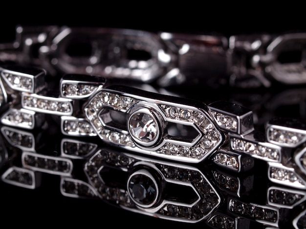 Diamanten armband