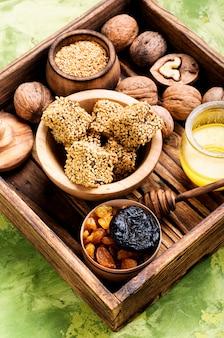Dieet snoep voor immuniteit