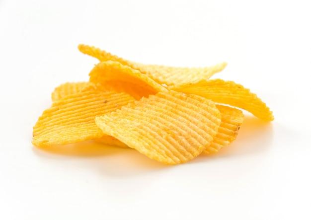 Dieet voedsel pittige snack