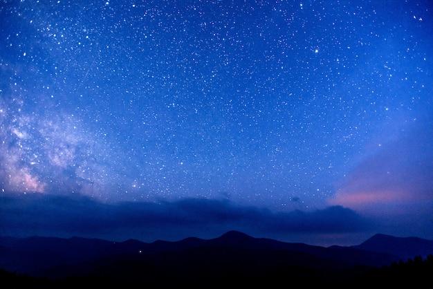 Diepe lucht astrofoto