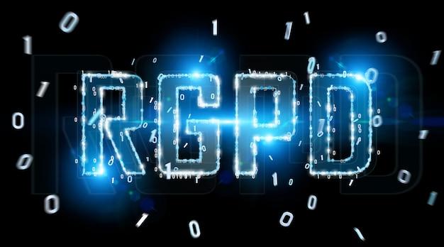 Digitale gdpr-interface