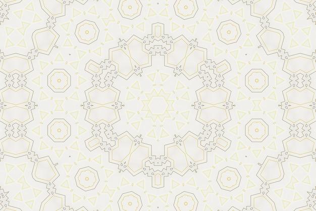 Digitale geometrische tech-elementen, verbindende delen lineaire vormen, tech-mechanisme lichte achtergrond