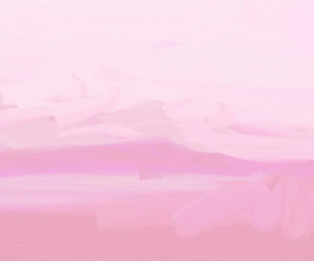Digitale kunst penseel roze abstracte achtergrond