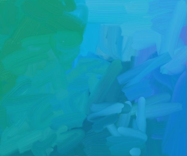 Digitale kunstborstel abstracte achtergrond