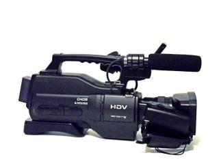Digitale videocamera, schiet