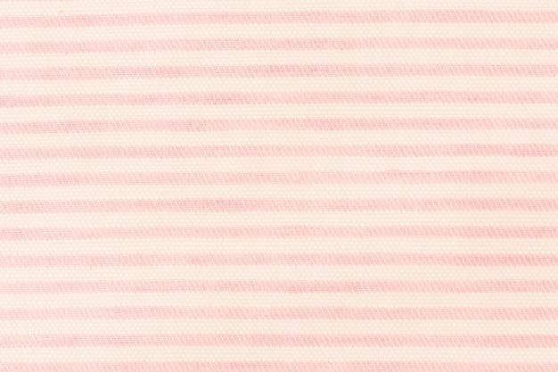 Dikke lijn gemaakt op een dichte stoffen achtergrond