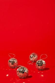 Discoballen op rode lijst