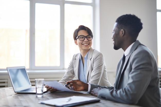 Discussie per werkplek