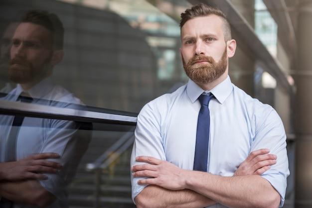 Dit is de zakenman die u kunt vertrouwen