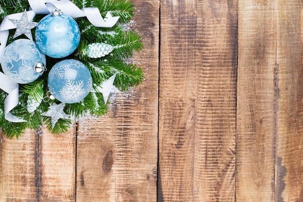 Diverse feestelijke decoratie voor kerstmis