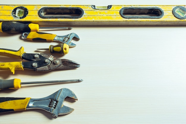 Diverse uitrustingsstukken