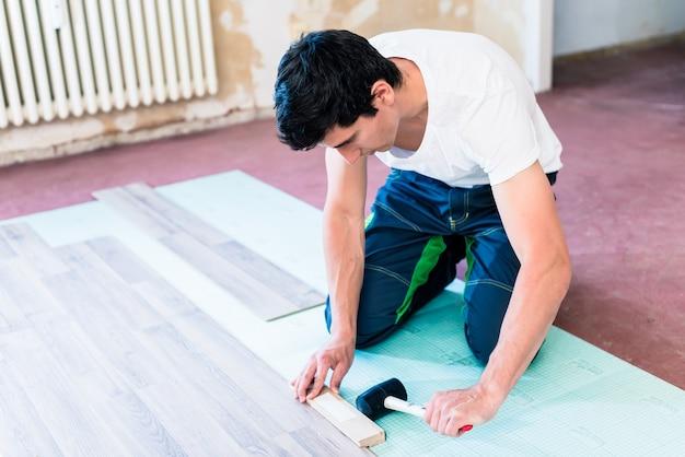 Diy werkman vloeren appartement vloer