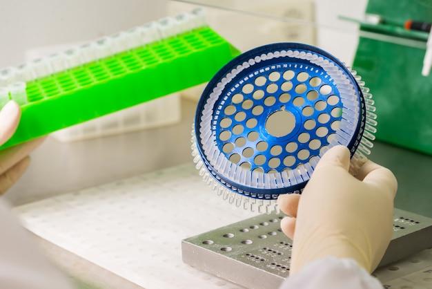 Dna-analyse medische hulpmiddelen voor analyses