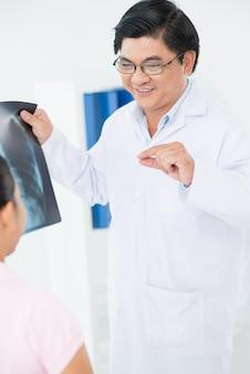 Doctor's uitleg