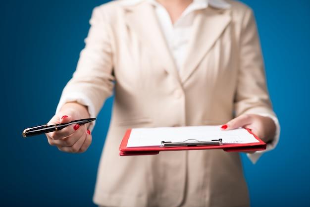 Document geven