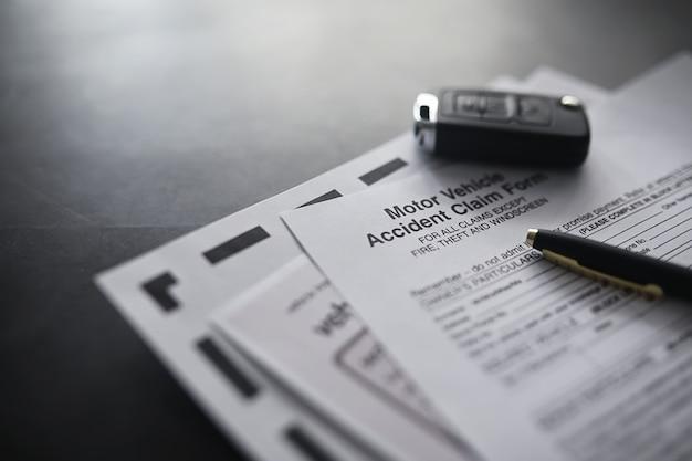 Documenten voor autoverzekering autoverzekering autoverzekering