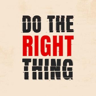 Doe het juiste citaat