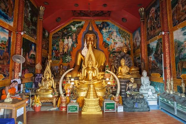 Doi suthep-tempel