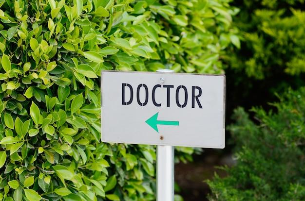 Dokter teken