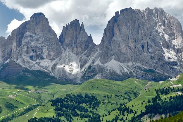 Dolomiet rock bergen