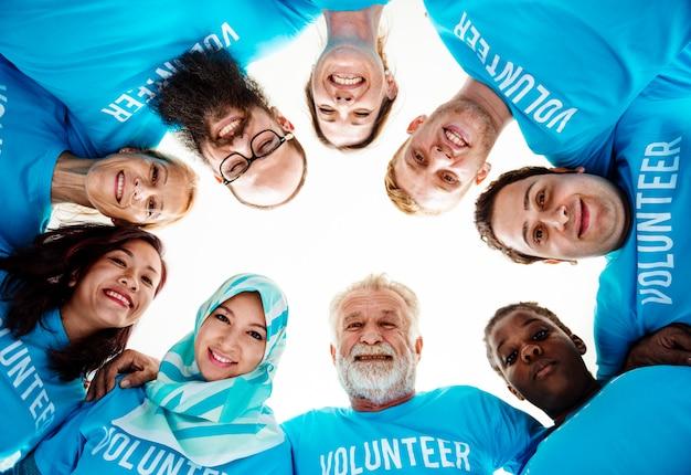 Donatie gemeenschapsdienst vrijwilligersondersteuning