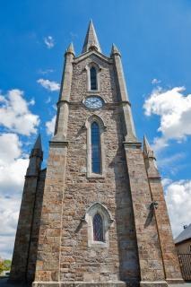 Donegal parochie schaduw