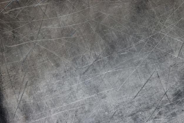Donker ijzeren blad, hard metaaltextuur voor achtergrond