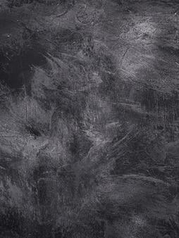 Donker zwart en grijs betonnen oppervlak