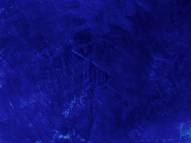 Donkerblauwe cement en concrete textuurachtergrond