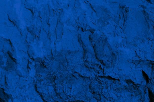 Donkerblauwe cement textuur achtergrond