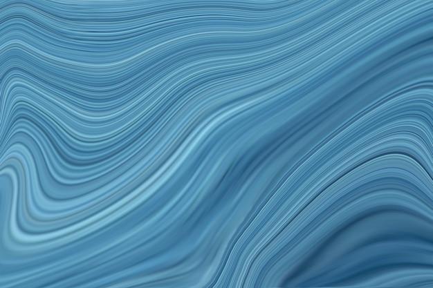Donkerblauwe marmeren achtergrond met gouden voering