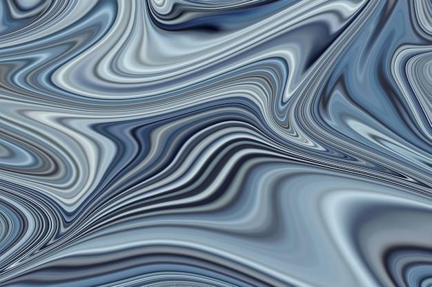 Donkerblauwe marmeren achtergrond