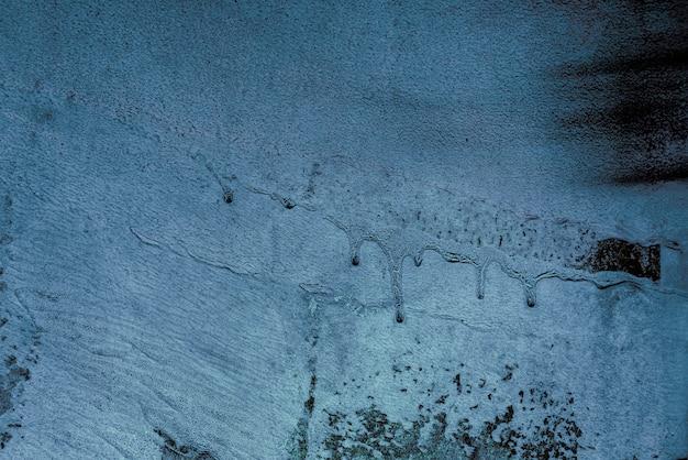 Donkerblauwe muur textuur afbeelding