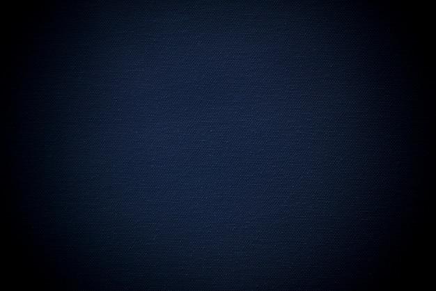 Donkerblauwe vlakte muur achtergrond