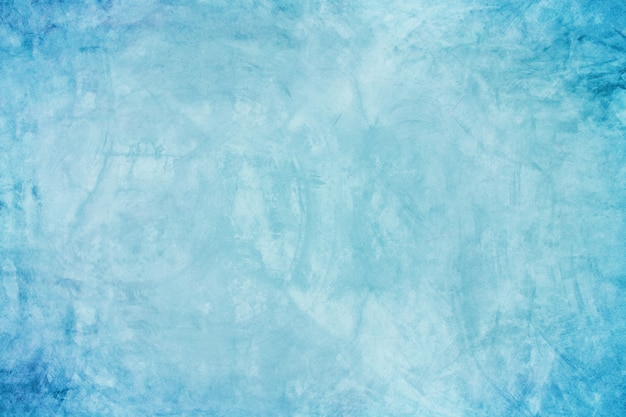 Donkere grunge blauwe cementachtergrond