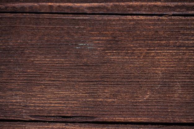 Donkere houten textuur