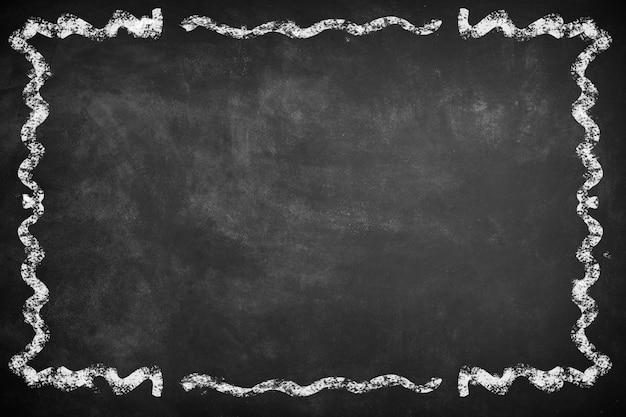 Donkere schoolbord achtergrond