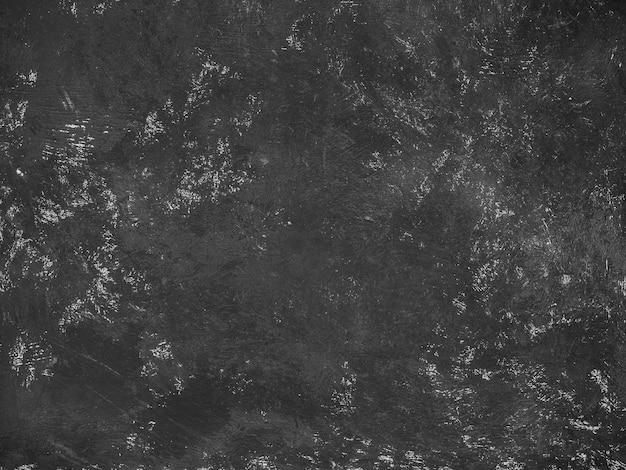 Donkere zwarte abstracte grungeachtergrond. verf, textuur. oppervlak voor het schrijven van tekst.