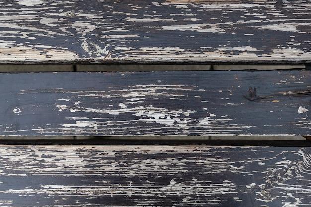 Donkere zwarte bruine de muurtextuur van de boom houten vloer