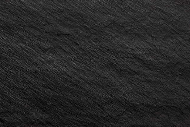Donkere zwarte leiachtergrond of textuur